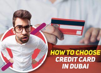 Credit card Dubai