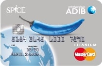 Adib Cashback credit card