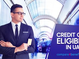 credit card eligibility uae