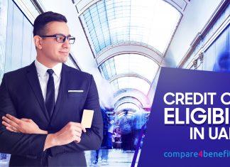 credit card eligibility uae
