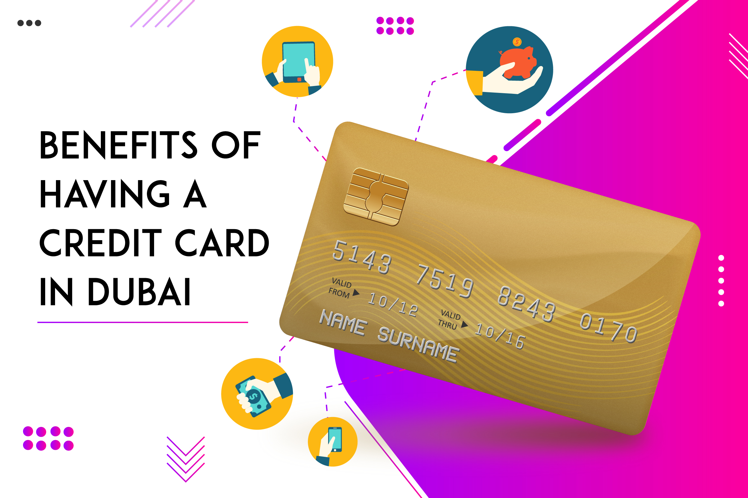 Credit card Dubai