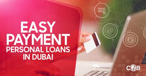 Personal Loans Dubai