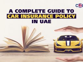 UAE Car Insurance Guide