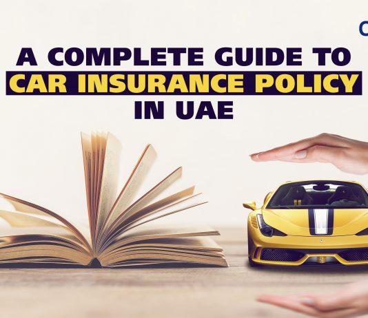 UAE Car Insurance Guide
