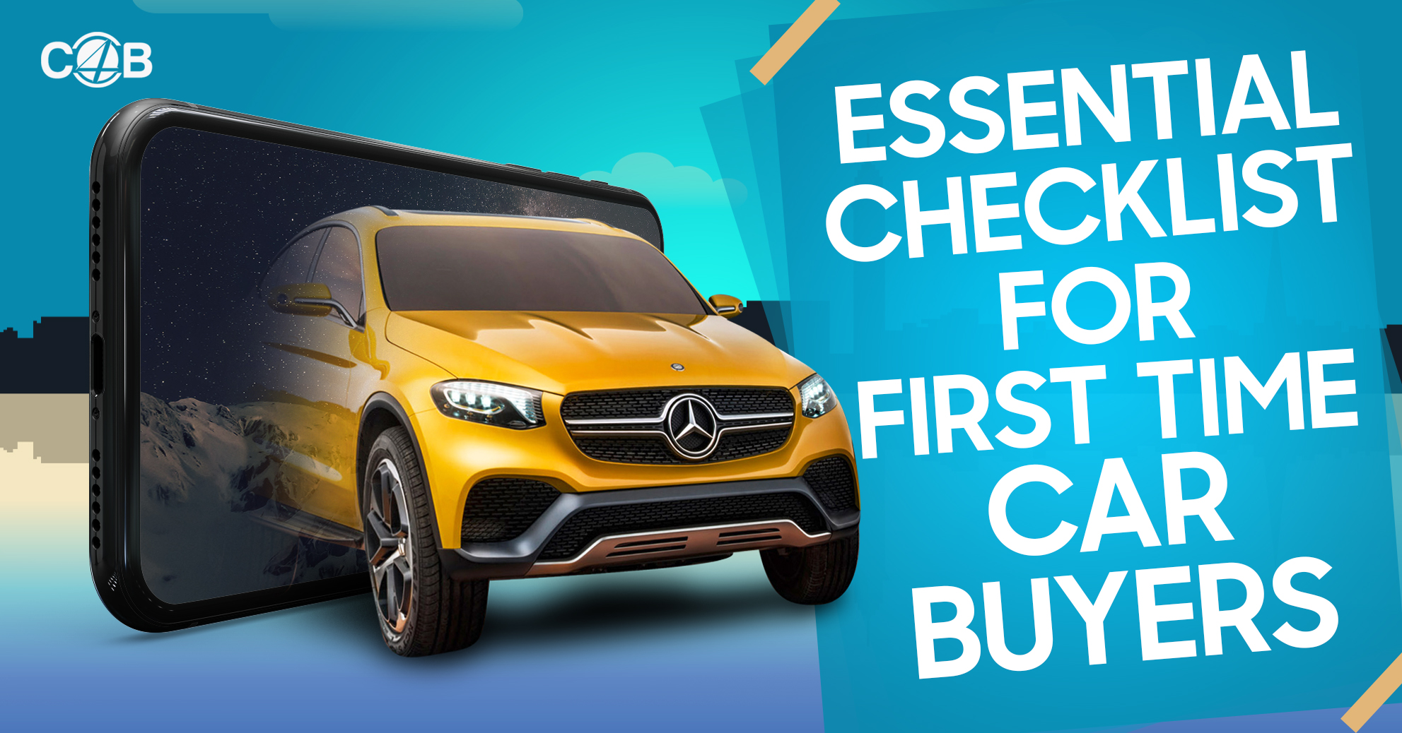 13 Essential Checklist for First-time Car Buyers - Money Clinic