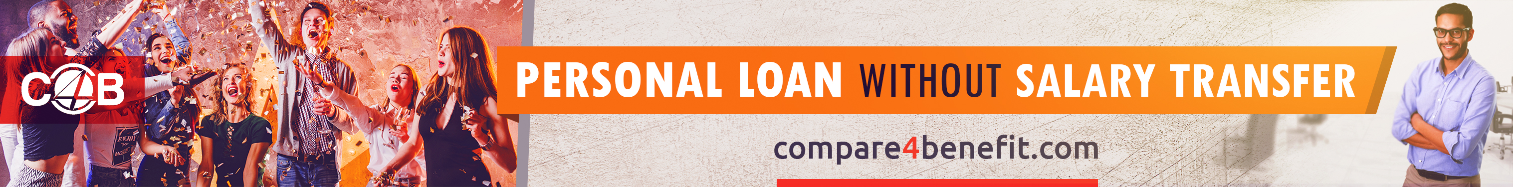 No salary transfer personal loan