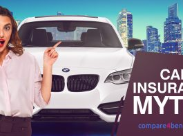 car insurance myths