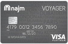 Najm Air Miles Credit Card