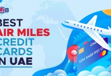 Best Air Miles Credit Cards UAE