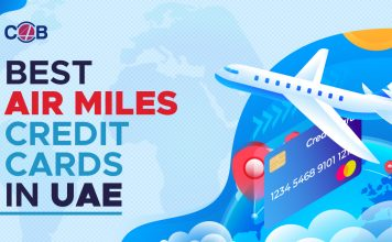 Best Air Miles Credit Cards UAE