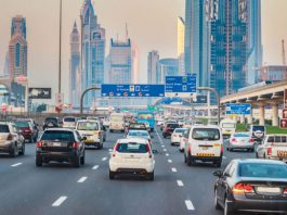 Dubai New Traffic Fines