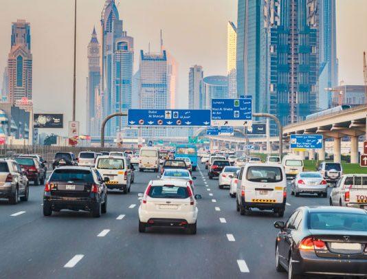Dubai New Traffic Fines