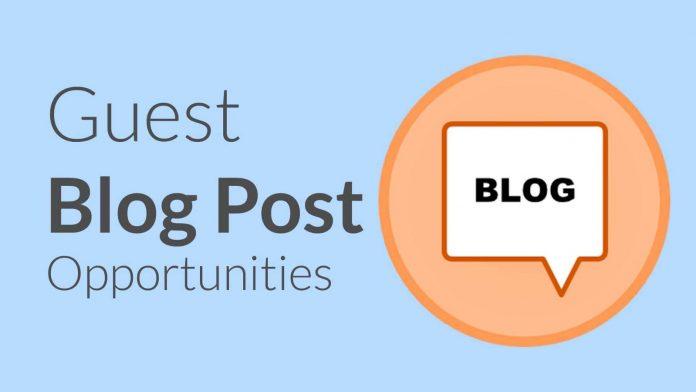 Blogging Guidelines