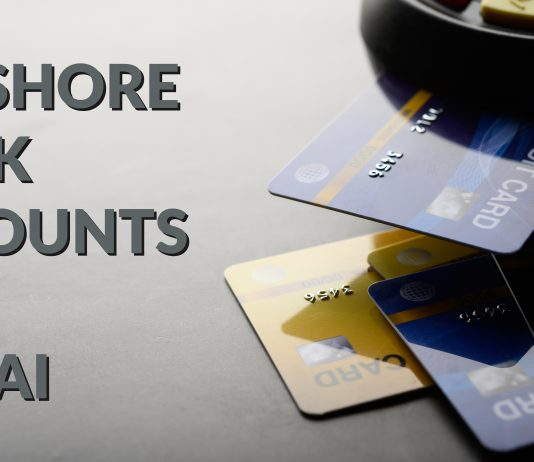 Offshore bank accounts dubai