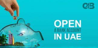 open bank account in uae