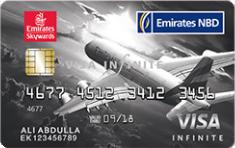 Emirates NBD Skyward Infinite Credit Card