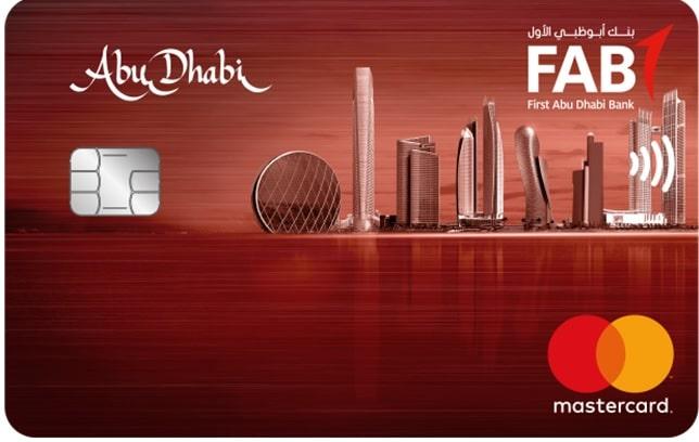 FAB Abu Dhabi Platinum Credit Card