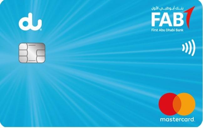 First Abu Dhabi Bank Du Titanium Credit Card