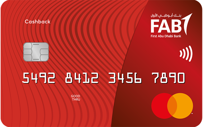 First Abu Dhabi Bank Cashback Credit Card