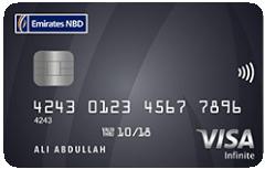 Emirates NBD Infinite Credit Card