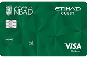 FAB Etihad Guest Platinum Credit Card