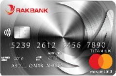 RAKBANK Titanium Credit Card