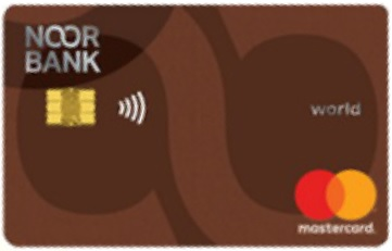 Noor Bank Priority World Credit Card