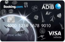 ADIB Booking Infinite Card