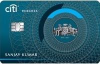Citi Bank Rewards Card