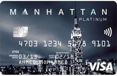 Standard Chartered Manhattan Platinum Card