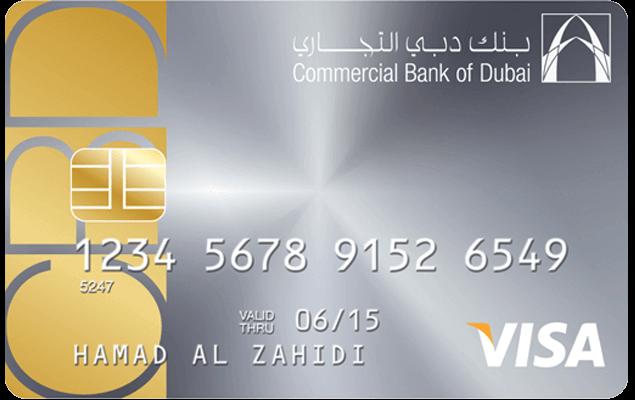 CBD Visa Platinum